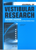 Journal of Vestibular Research