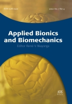 Applied Bionics and Biomechanics