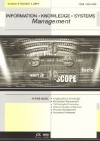 INFORMATION KNOWLEDGE SYSTEMS Management