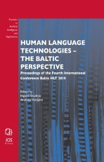 Human Language Technologies – The Baltic Perspective