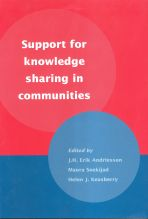 Support for knowledge sharing in communities