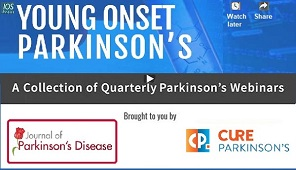 Click to watch the Young Onset Parkinson's webinar