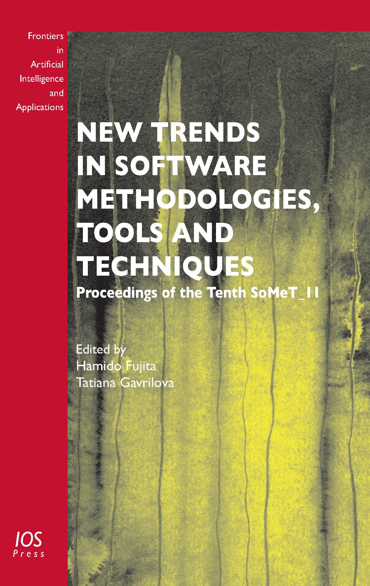 Proceedings of the Tenth SoMeT_11