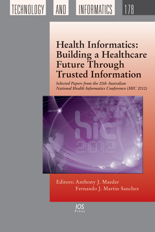 quality criteria for medical informatics research papers Reference works  journal of healthcare informatics research  presents novel  contributions in computing-oriented healthcare informatics explores the broad.