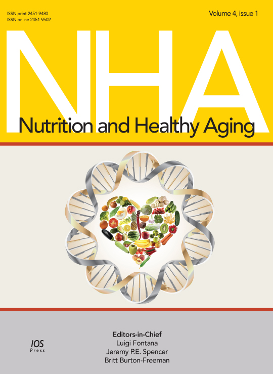 Essays on nutrition and the elderly