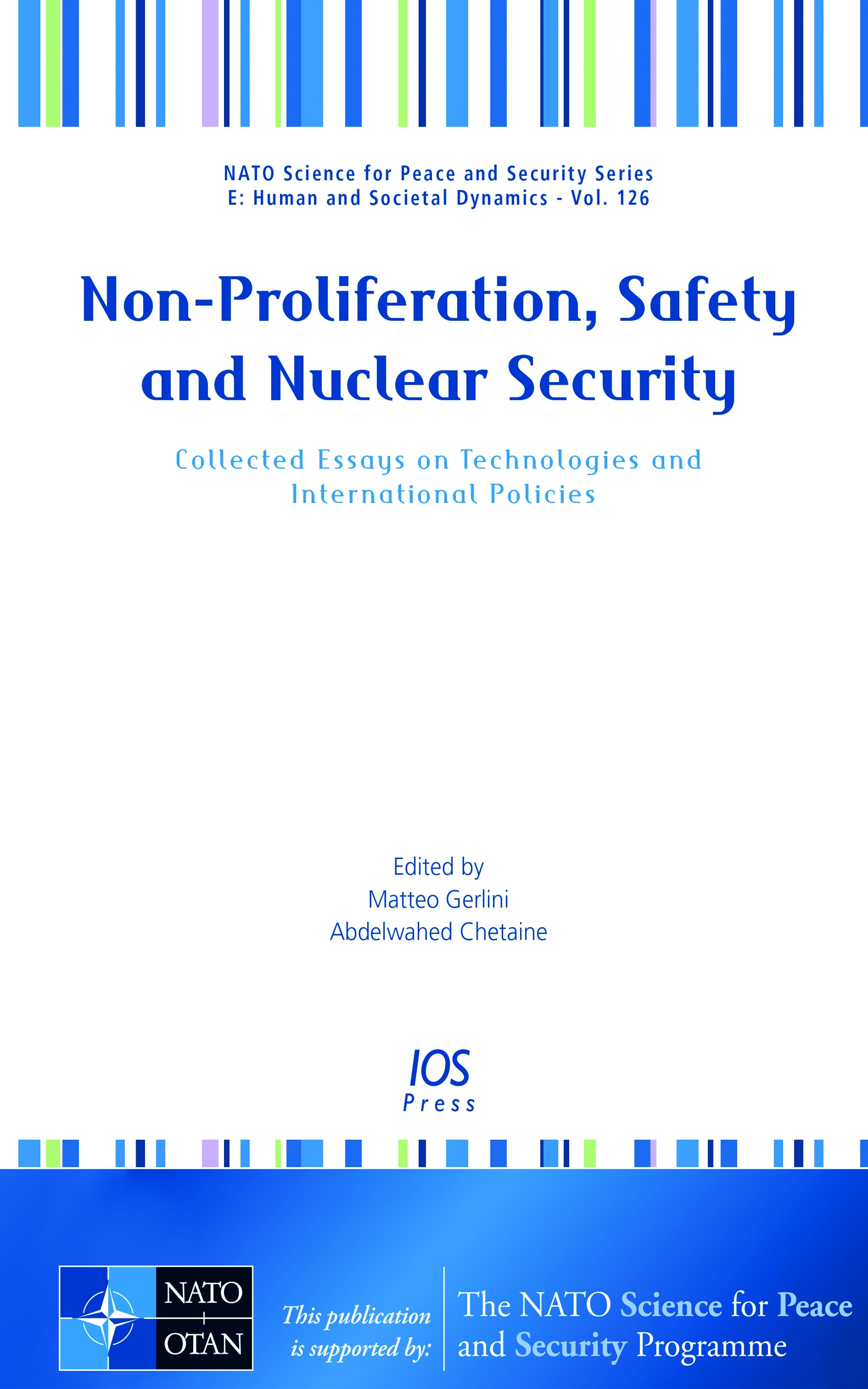 ios press non proliferation safety and nuclear security