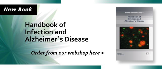 Handbook of Infection and Alzheimer's Disease