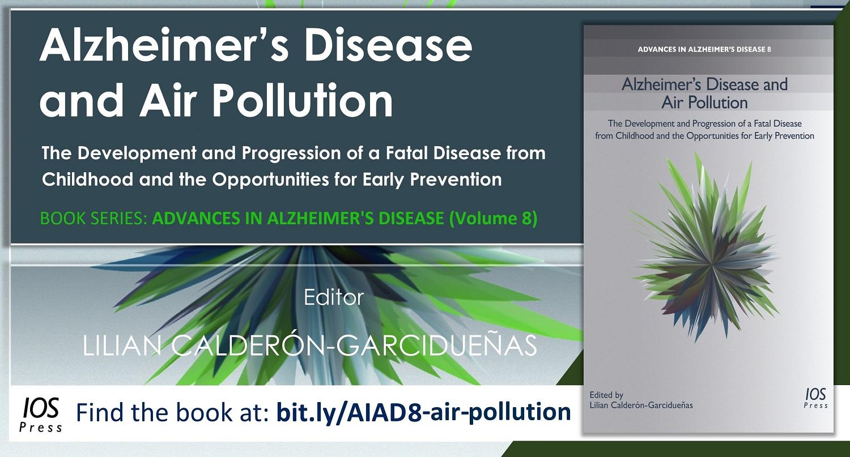 Alzheimer's Disease and Air Pollution book